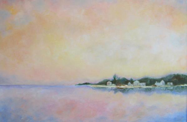 Dawn   -  Oil   20x30