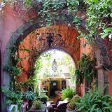 Doors and Courtyards