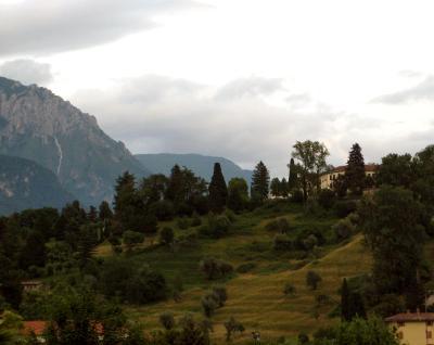Fiume Latte, Bellagio